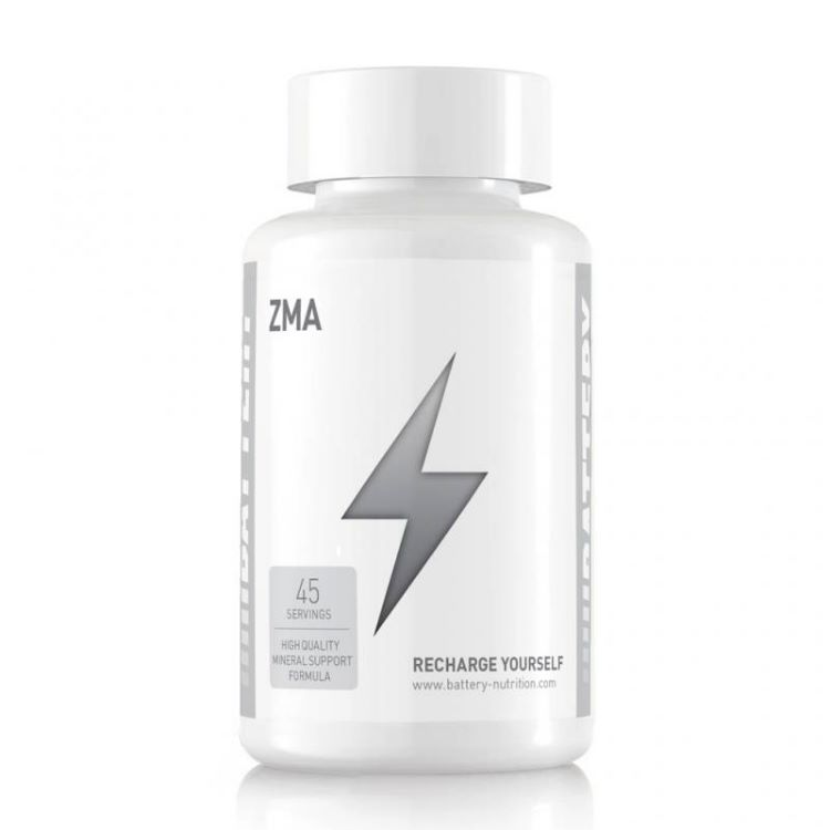 Battery Nutrition ZMA (90 капсули)