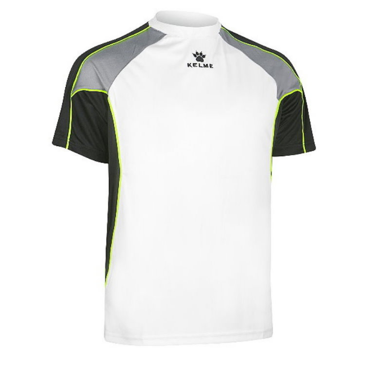 KELME Тениска Elite T-shirt Training 75505-61 White Black