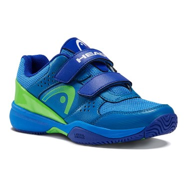 Head Детски маратонки Sprint Velcro 2.0 Kids Blue Green SS2018