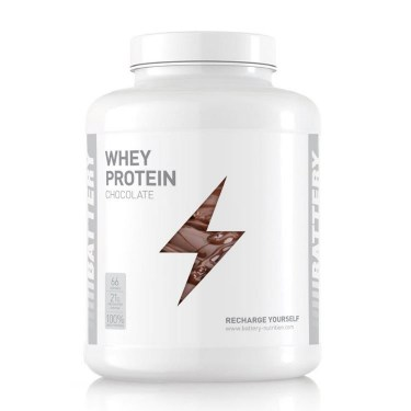 Battery Nutrition Whey Protein 2000 грама (шоколад)