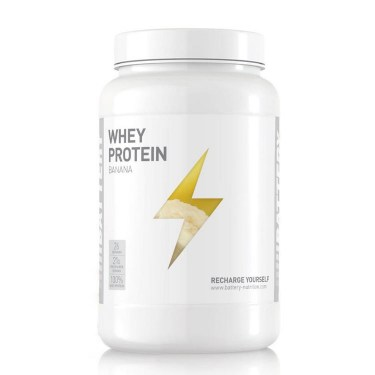 Battery Nutrition Whey Protein 800 грама (банан)