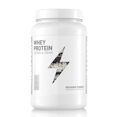Battery Nutrition Whey Protein 800 грама (натурал)