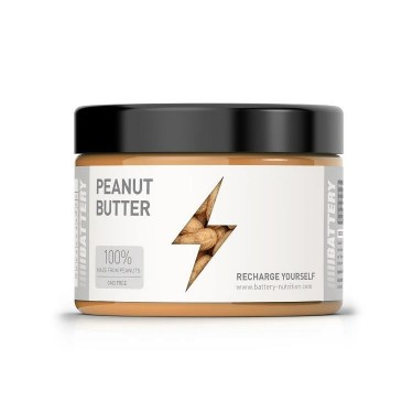 Battery Nutrition Peanut Butter (500 грама)
