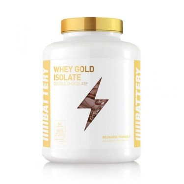 Battery Whey Gold Isolate (1600 грама)