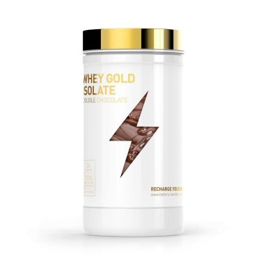 Battery Nutrition Whey Gold Isolate (600 грама)