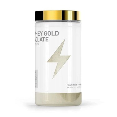 Battery Nutrition Whey Gold Isolate Natural (600 грама)
