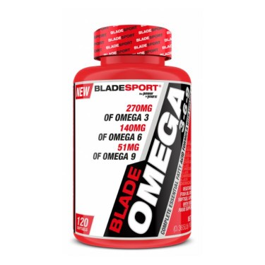 Blade Sport Omega 3-6-9 (120 капсули)