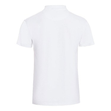 Eighty Six Racing 86 Блуза с къс ръкав Polo MAN 001 White