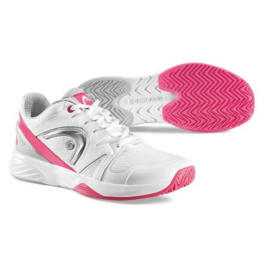 Head Тенис маратонки Nitro Team Women White/Pink