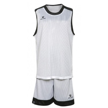 Kelme Баскетболен екип Reversible Set Basketball 80861-61 White Black