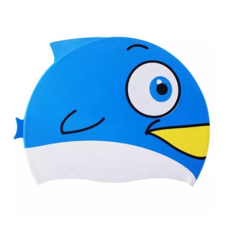 2788233b78e Spurt Детска шапка за плуване Fish   Плувни Аксесоари